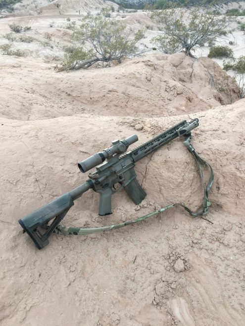 Best Ar 15 For Coyote Hunting 2019 BOTW: Michael's Predator Hunting AR Build  The Firearm Blog