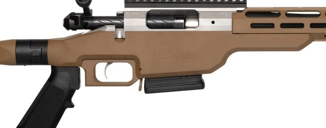 New Tactical Rifle Stock by Dolphin Gun Company of UK (1)