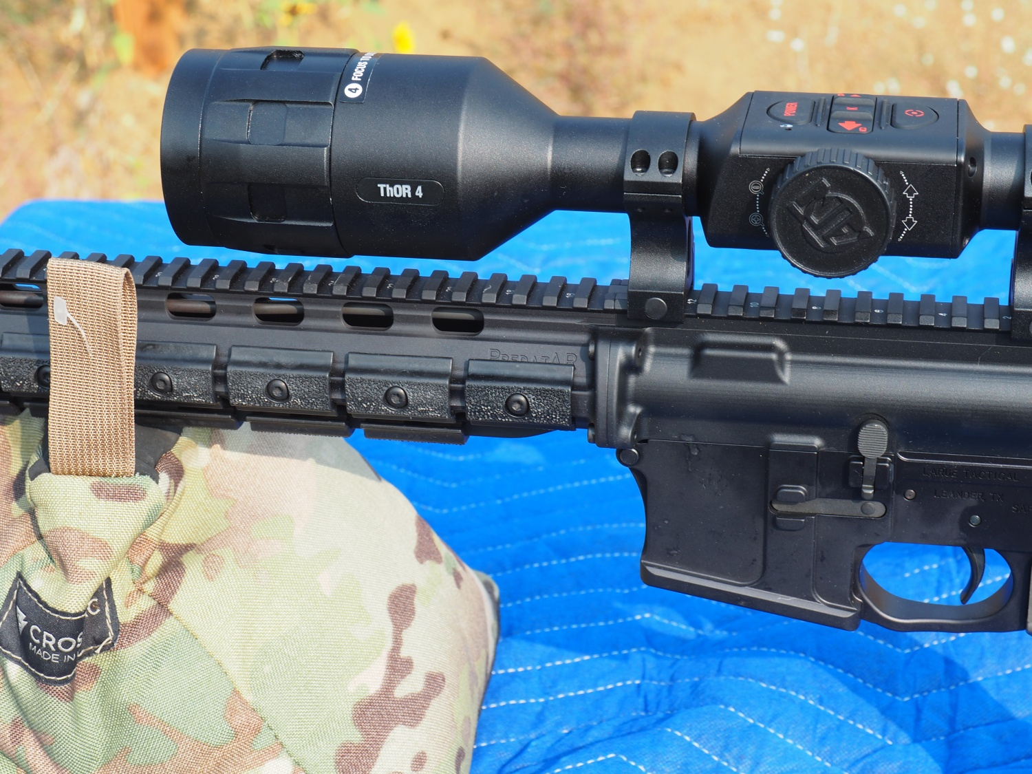 TFB Review: ATN ThOR 4 Thermal Scope-Red Hot Optic or Lukewarm Glass