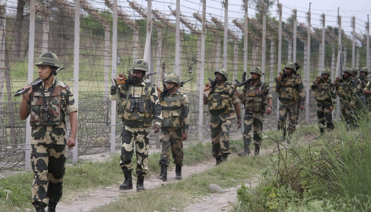 Indian BSF
