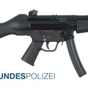 German Police Mp5