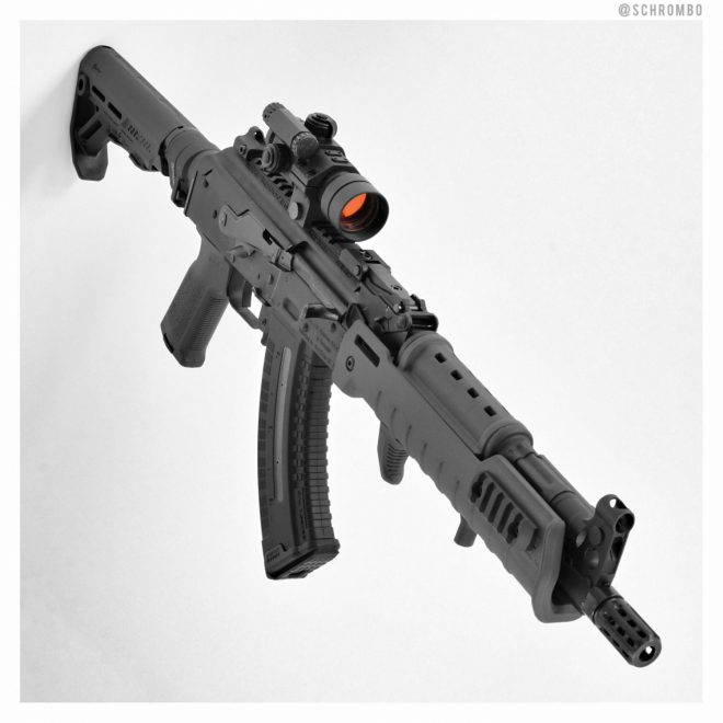 Project: Building an AK-47 Short-Barreled Rifle Clone -The