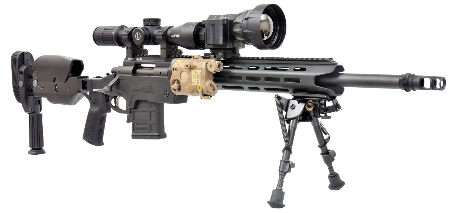 The new SABER M700 Tactical Rifle -