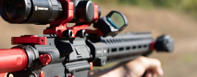 crimson trace optics