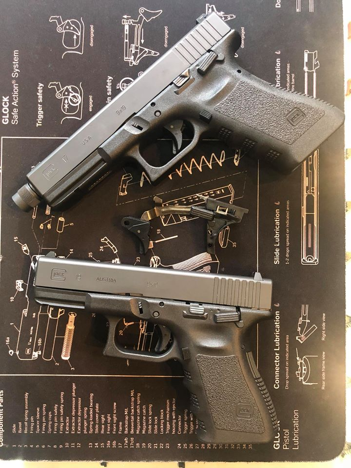 A Closer Look At The Glock Thumb Safety -The Firearm Blog