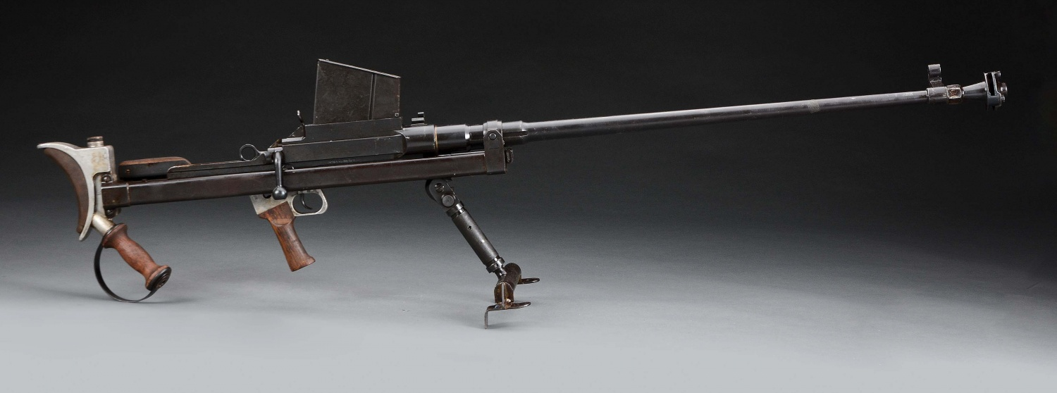 7 Historical Anti-Tank Weapons Seen in MORPHY Auctions Catalog - BOYS 1
