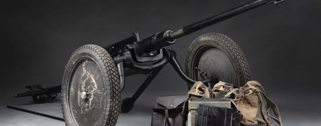 7 Historical Anti-Tank Weapons Seen in MORPHY Auctions Catalog 660