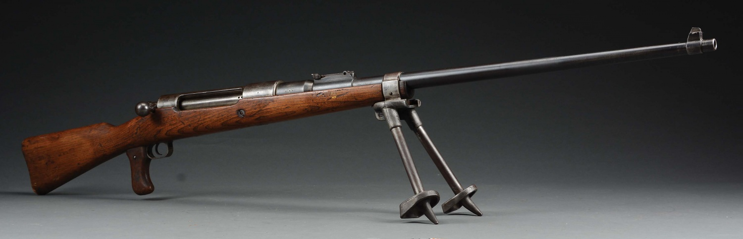 7 Historical Anti-Tank Weapons Seen in MORPHY Auctions Catalog - T-GEWEHR 1