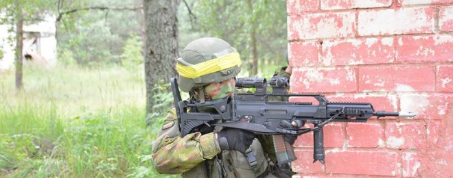 Lithuanian G36