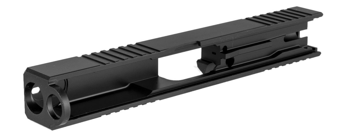 Brownells Introduces Gen 4 Glock 19 And Glock 17 Slides The Firearm