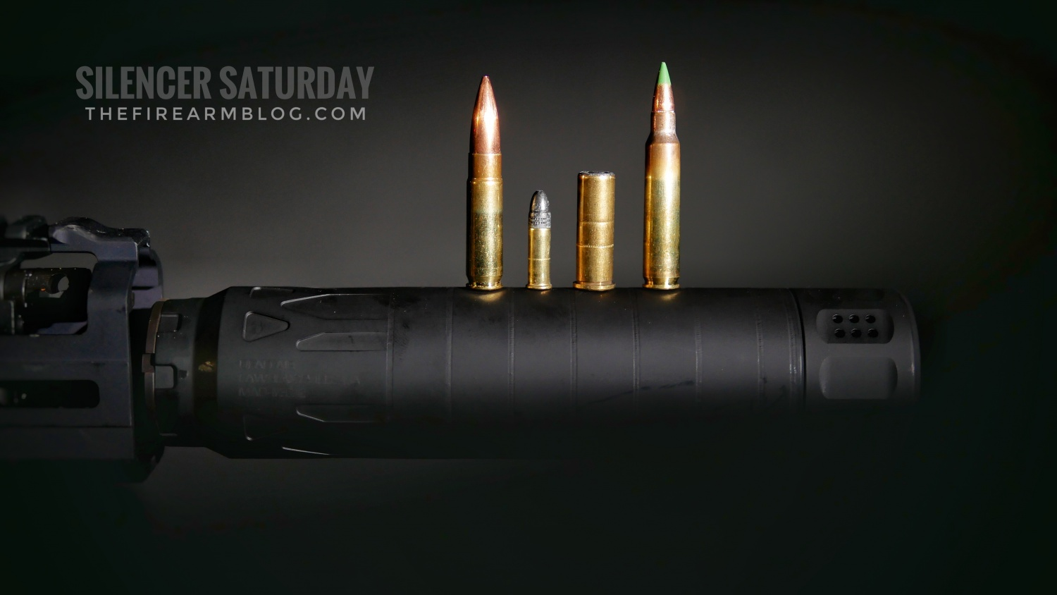 SILENCER SATURDAY #43: Top 5 Best Rounds To Suppress