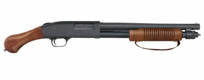 Mossberg 590 Nightstick Shotgun Now Shipping (22)