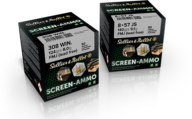 NEW Sellier & Bellot SCREEN AMMO Training Ammunition Line (1)