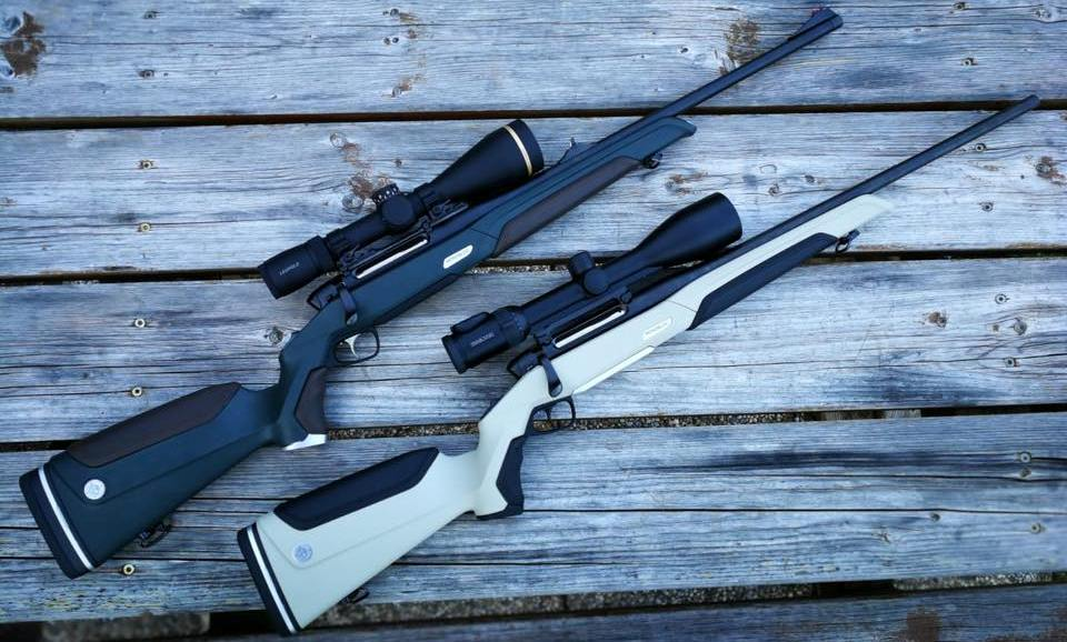 NEW Steyr MONOBLOC Rifle with One-Piece Barrel and Receiver