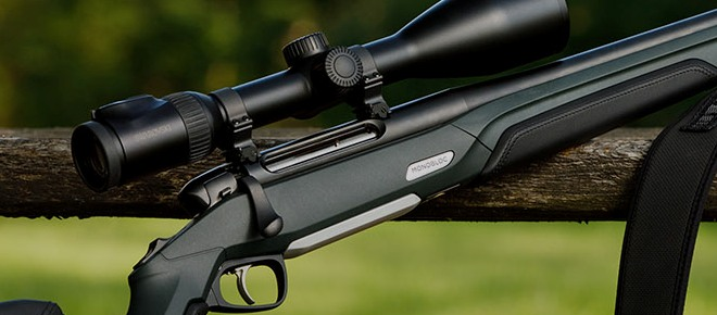 NEW Steyr MONOBLOC Rifle with One-Piece Barrel and Receiver (3)