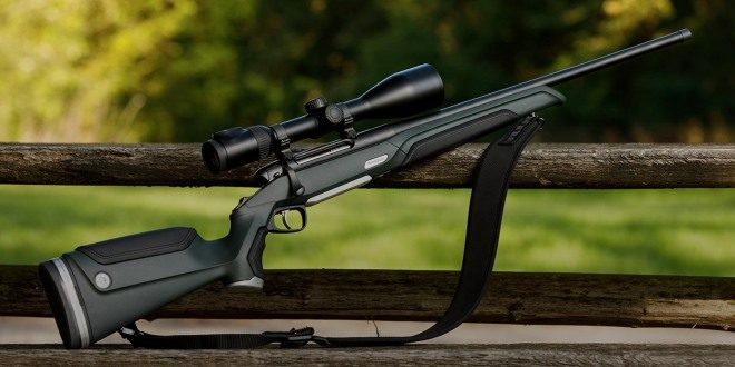 NEW Steyr MONOBLOC Rifle with One-Piece Barrel and Receiver -The