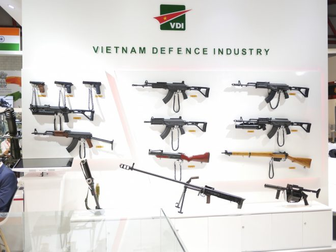 Indo Defense 2018] Vietnamese Small Arms Part One: Lee