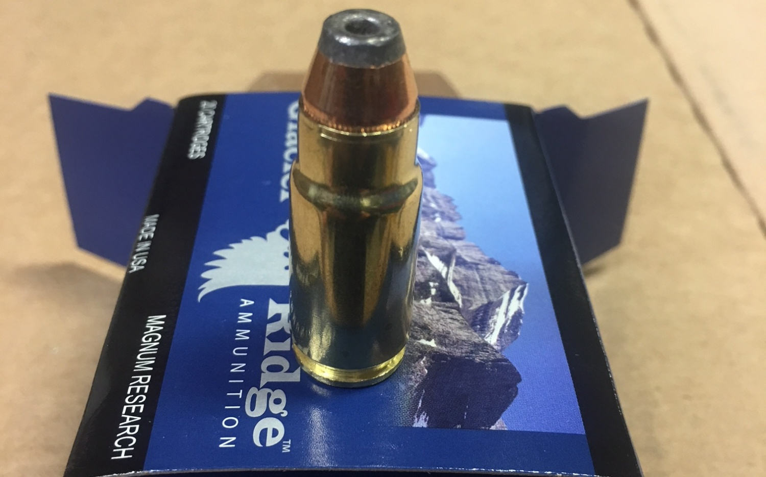 .429 DE - New Cartridge for Desert Eagle Pistol (3)