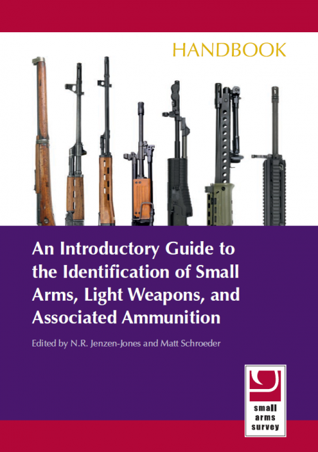 cover of An Introductory Guide to the Identification of Small Arms, Light Weapons, and Associated Ammunition
