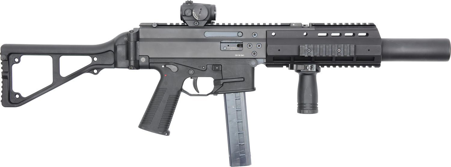 Westchester, NY Police Department Adopt Integrally Suppressed B&T APC9-SD