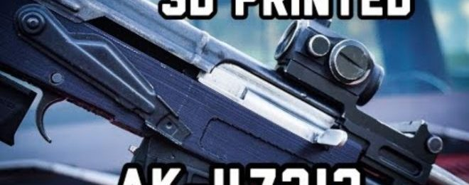 Can You 3D Print an AK Receiver The AK Guy Knows the Answer! (1)