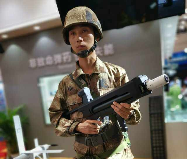 Chinese QN-202 Handheld Missile Launcher (3)