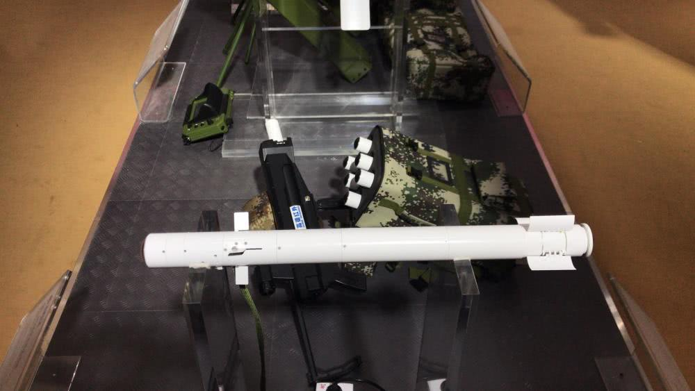 Chinese QN-202 Handheld Missile Launcher (4)