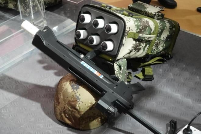 Chinese QN-202 Handheld Missile Launcher 660