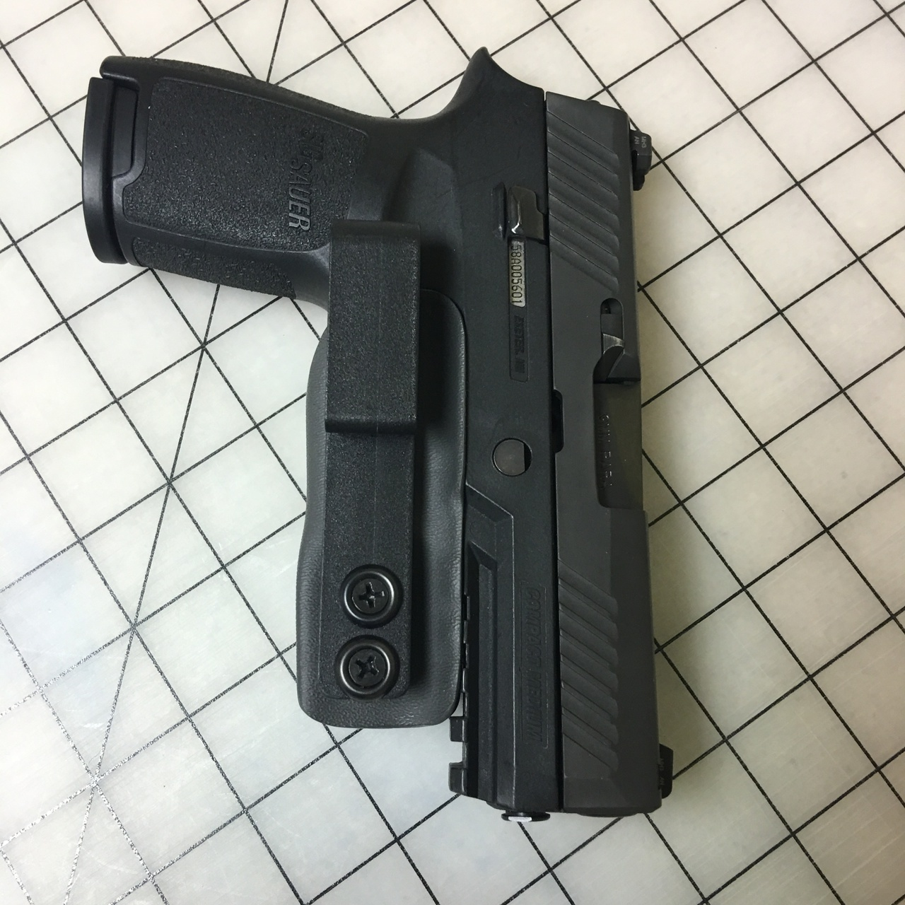 Cook's Holsters Trigger Guard Carry