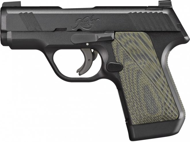 Kimber Introduces Striker-Fired Pistol - Kimber EVO SP -The
