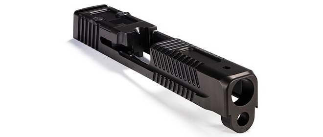 FAXON Patriot and Hellfire Slides for S&W M&P Pistols (4)