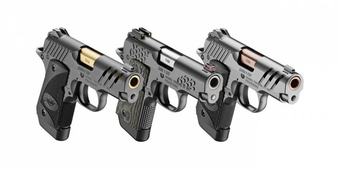 NEW for 2019: Kimber Micro 9 ESV & Micro 9 KHX UnveiledThe Firearm Blog