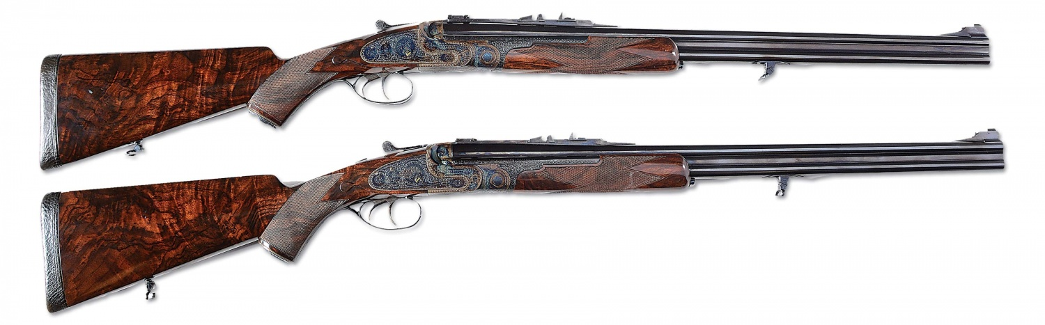 Top 5 Most Expensive Guns Sold in the Past MORPHY Auction Double Rifles (1)