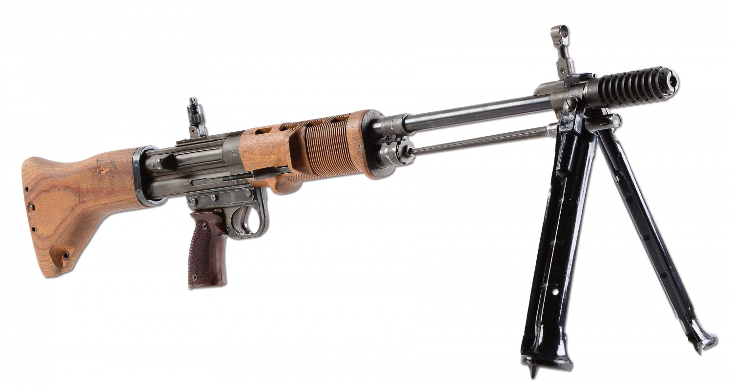 Top 5 Most Expensive Guns Sold in the Past MORPHY Auction FG42 (1)