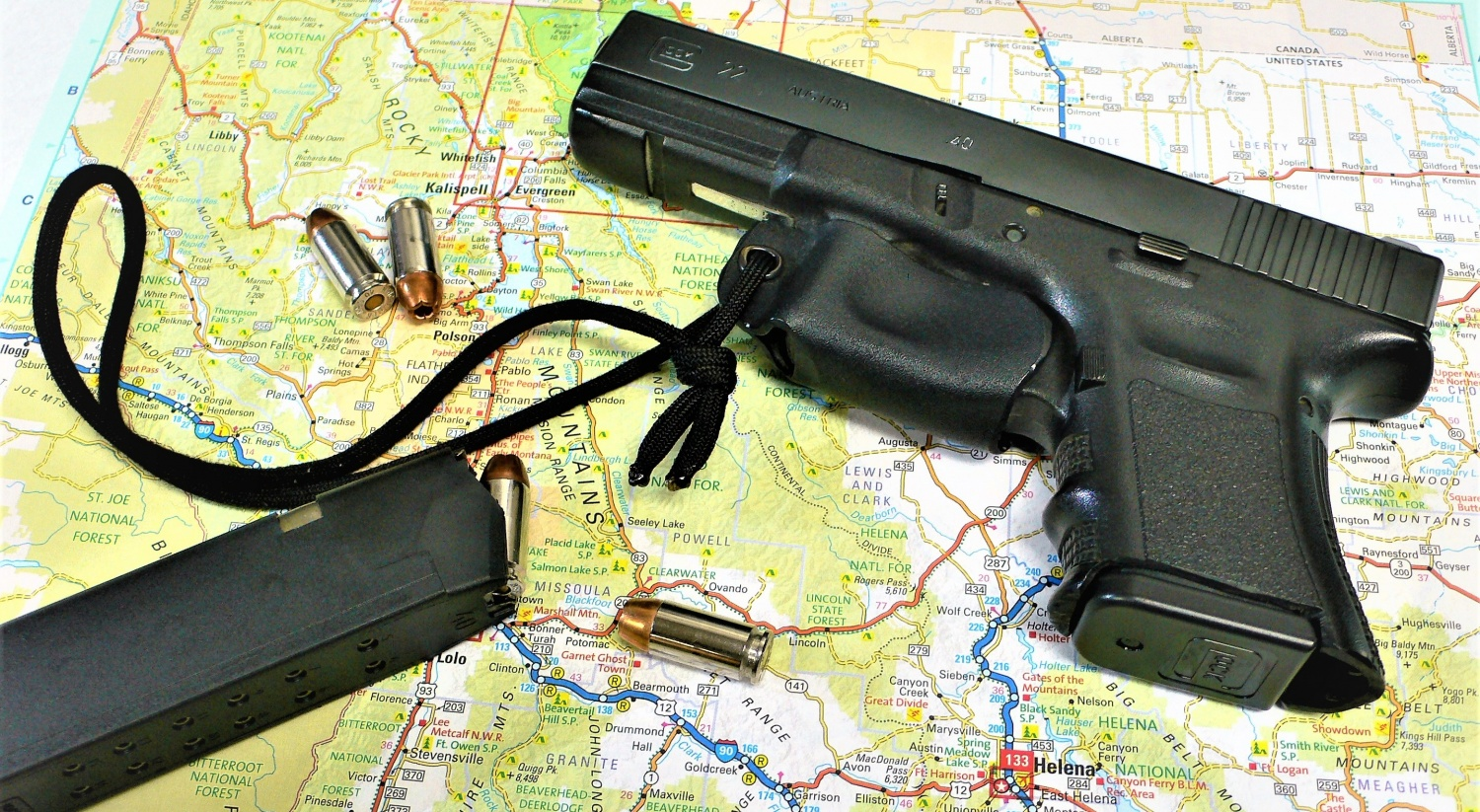 Carrying With Trigger Guard Holsters