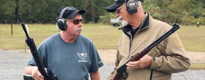 Bill Wilson and Ken Hackathorn Discuss and Test the .300 HAM'R Cartridge