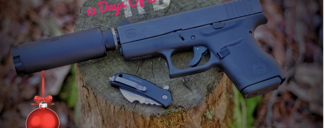 TFB's 12 Days Of Christmas: Knives, Tools And EDC