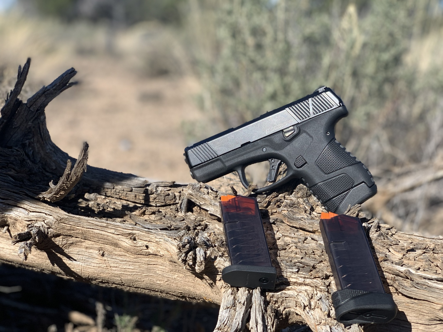 TFB Review: Mossberg MC1 Subcompact Pistol -The Firearm Blog