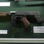 Experimental Thompson SMG with a Folding Stock (2)