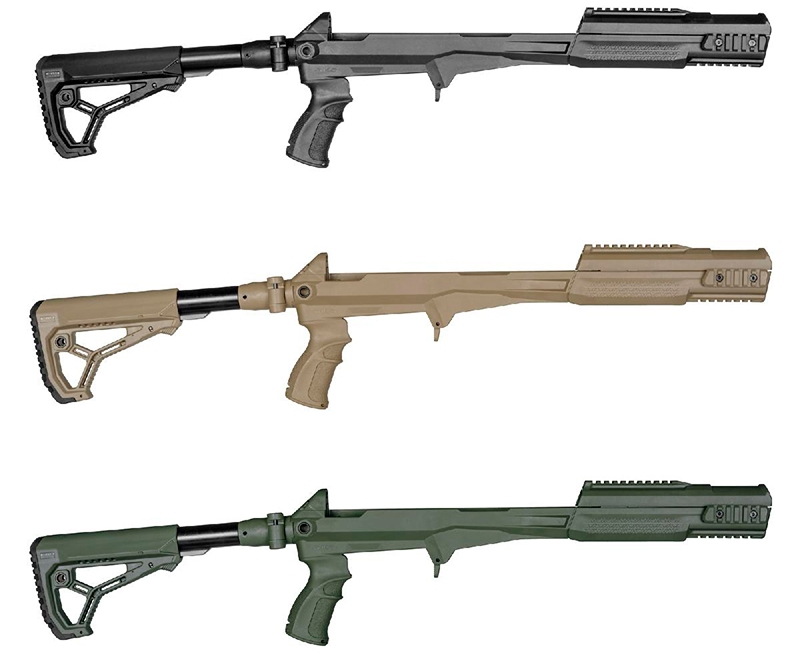 FAB Defense SKS Chassis Now Available (3)