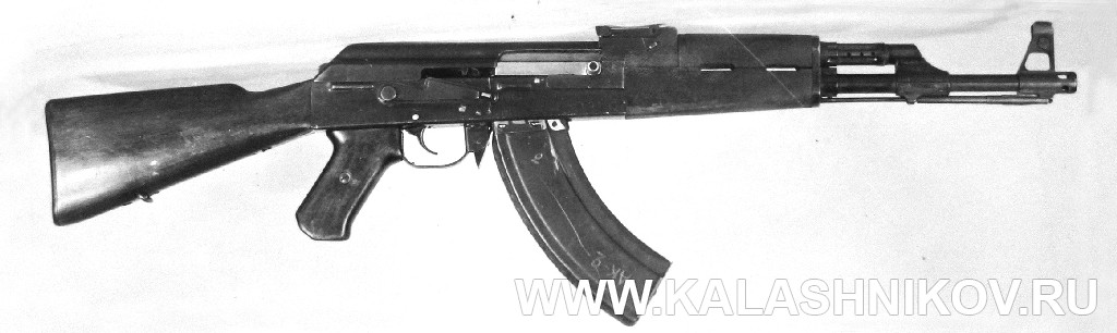 Mystery of Very First AK-47 Rifle (14)