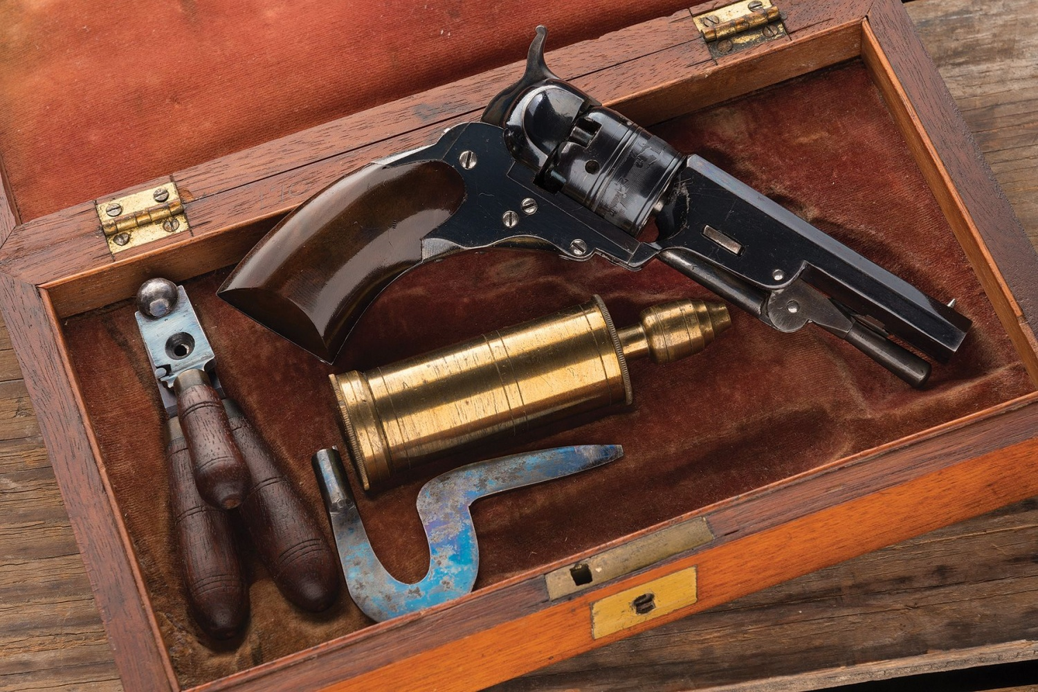 Top 5 Most Expensive Guns Sold in December 2018 Rock Island Premiere Firearms Auction - 4 (2)
