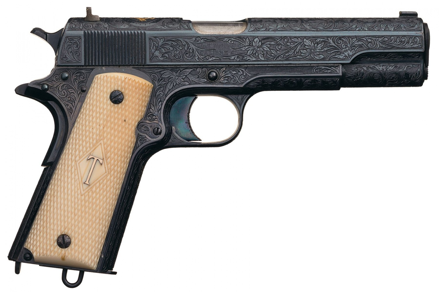 Top 5 Most Expensive Guns Sold in December 2018 Rock Island Premiere Firearms Auction - 5 (1)