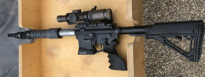 Unique Ar 15 Pump For Ipsc Manual Open The Firearm Blog