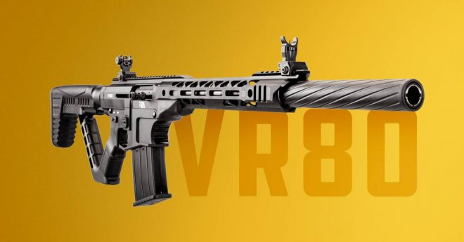 Rock Island Armory Introduce New Shotgun - the VR80 -The