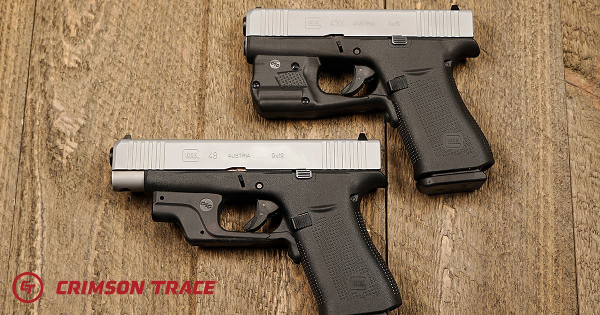 Crimson Trace - New Lasers, Sights and Riflescopes -The Firearm Blog