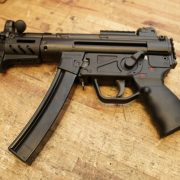 PTR GOES BIG (And Small): New 9KT And 9R MP5 Style Guns