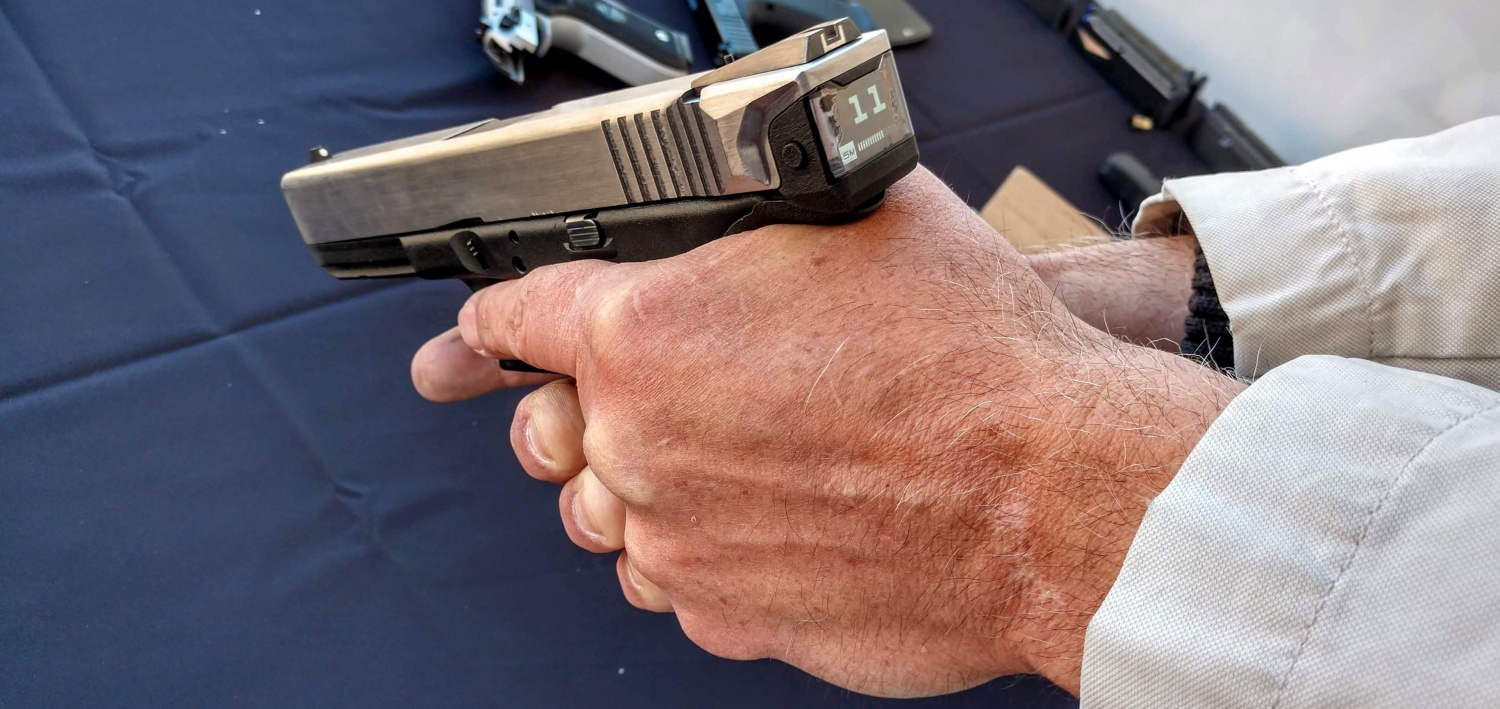 SHOT 2019] Radetec Unveils Smart Glock Slide & Mobile AppThe