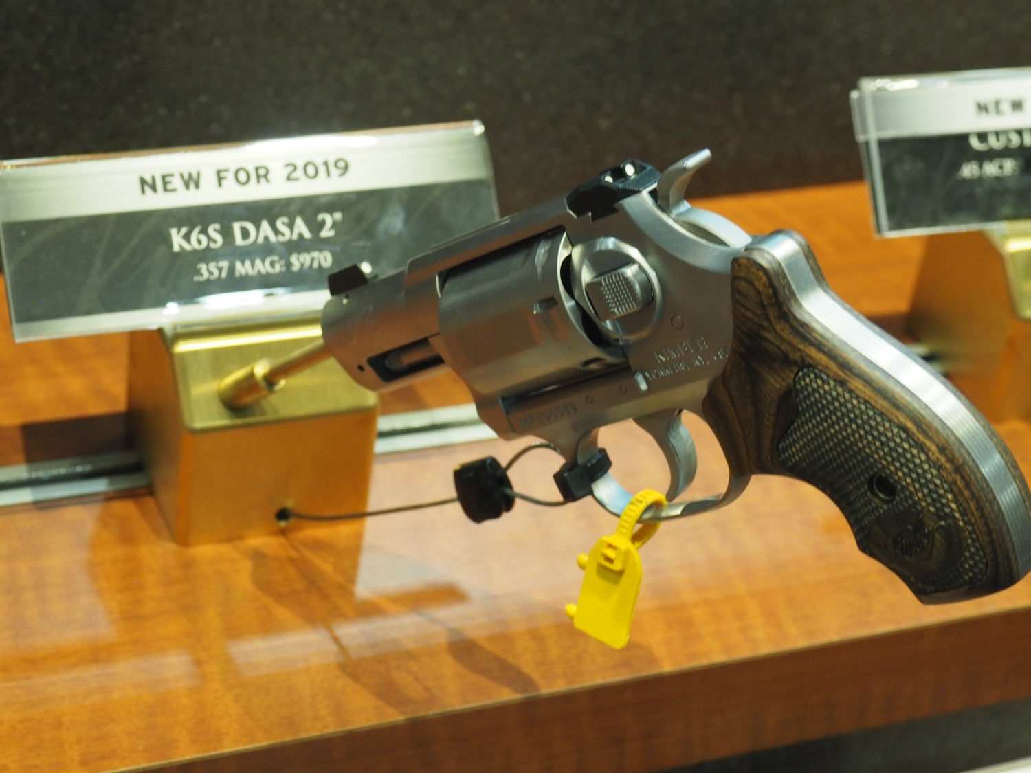 SHOT 2019] At the range and the show with new handguns from