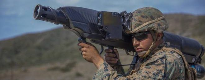 SkyWall100 Anti-Drone System Was Demonstrated to US Marine Corps 660 1